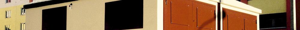 Изготовление КТП в Самаре Изготовление КТП-УХЛ1 серии Е (корпус из бетона) в Самаре Комплектные трансформаторные подстанции в Самаре ЭККА Самара электротехническое оборудование Самара